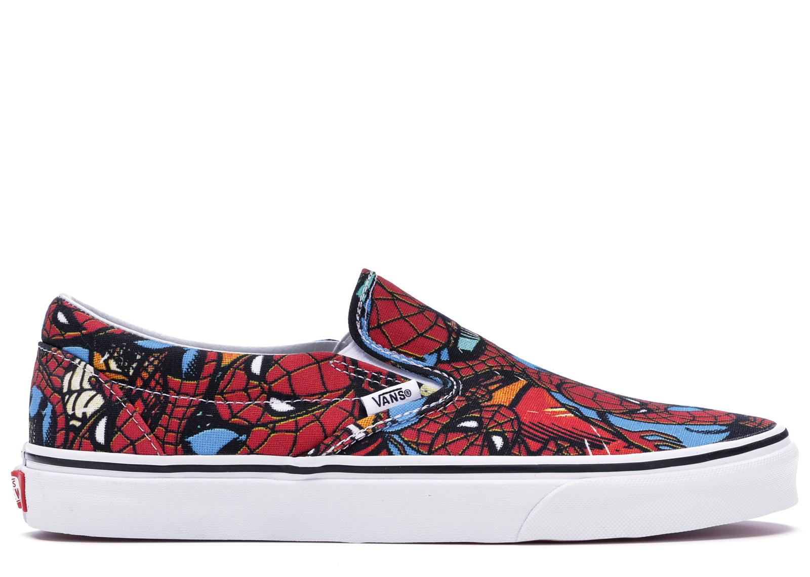 Vans Slip On Marvel Spider Man VA38F79H7VN0A38F79H7