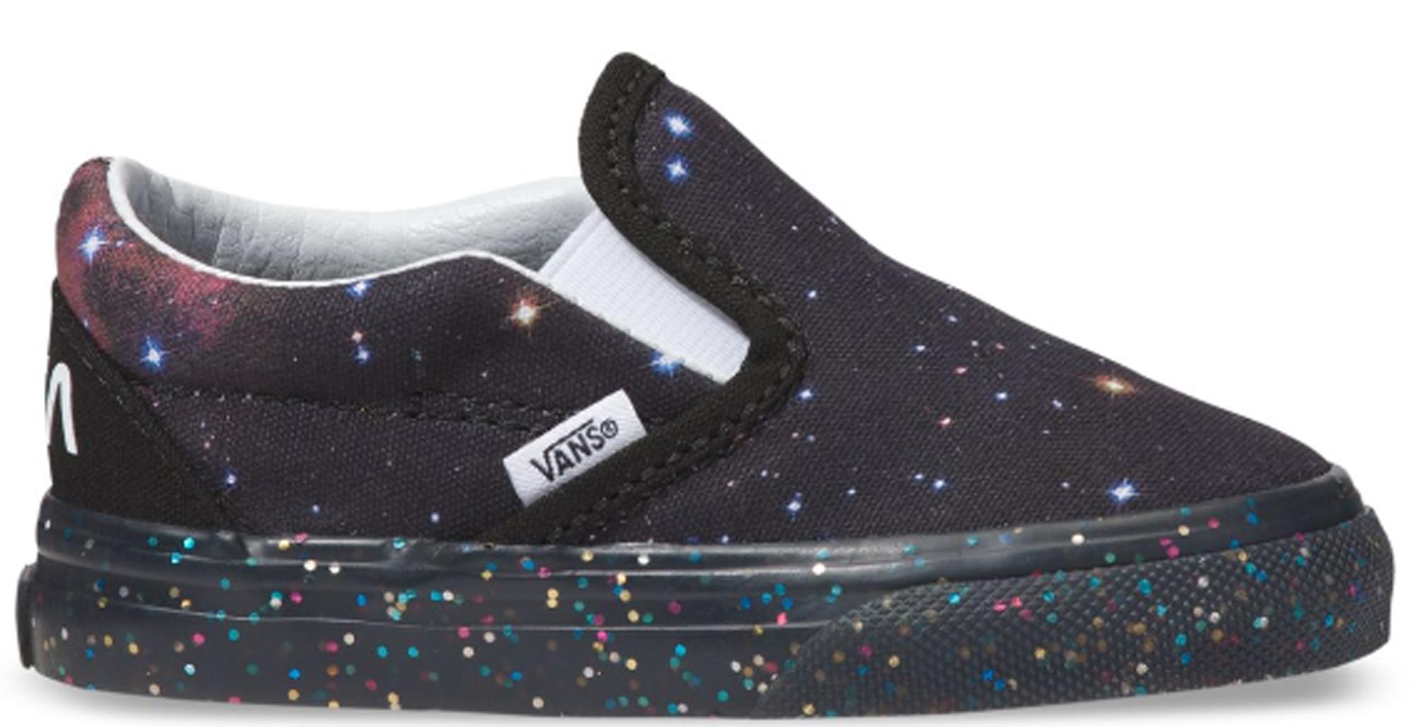 Vans Slip-On NASA Space Voyager Galaxy
