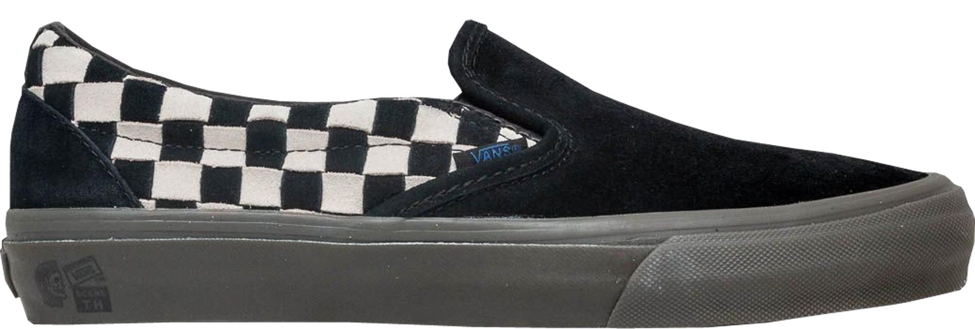 Vans Slip-On Taka Hayashi Checkerboard