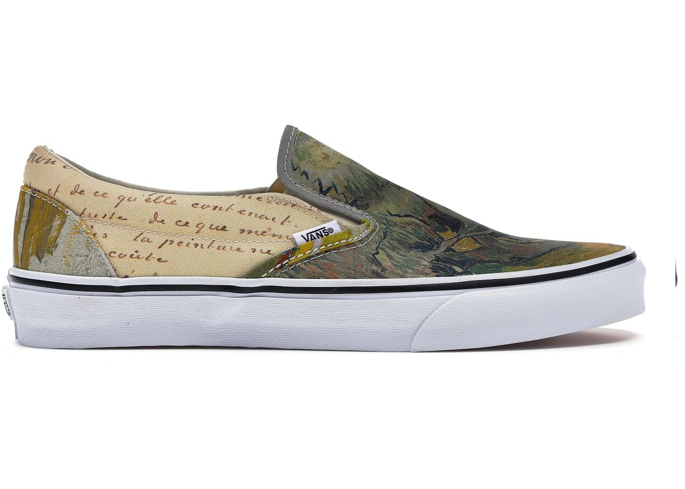 Vans Slip-On Van Gogh Skull (W) - VA38F7U48 38a039822