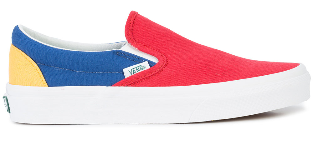 vans yatch club