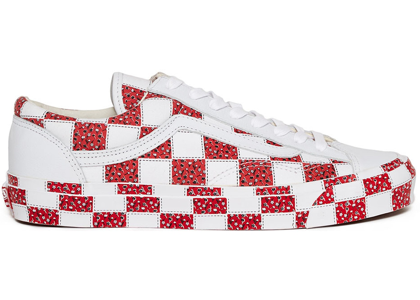 74c8efe4c14 Vans Style 36 Opening Ceremony Quilt Pack White