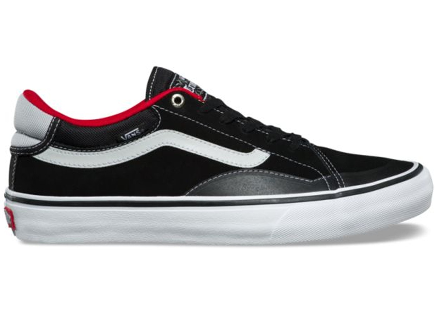 060c982bfd89 Vans TNT Advanced Prototype Tony Trujillo Black White - VN0A3TJXBWT