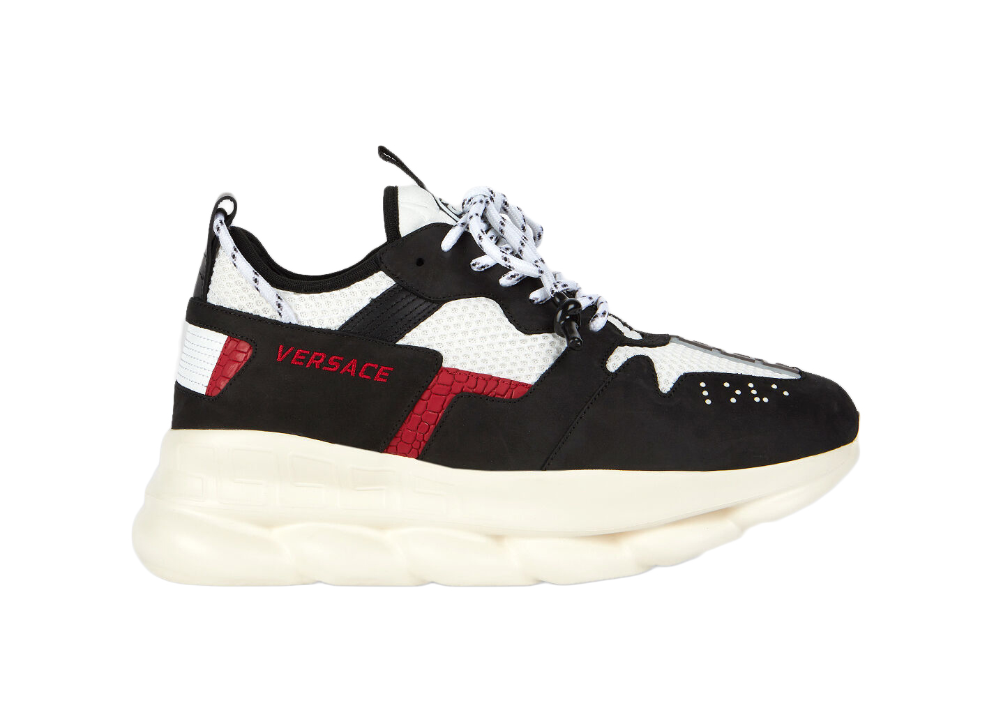 Versace Chain Reaction 2 Black Red