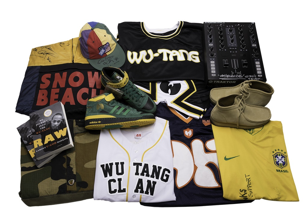 Wu-Tang CREAM Campaign Full Collection