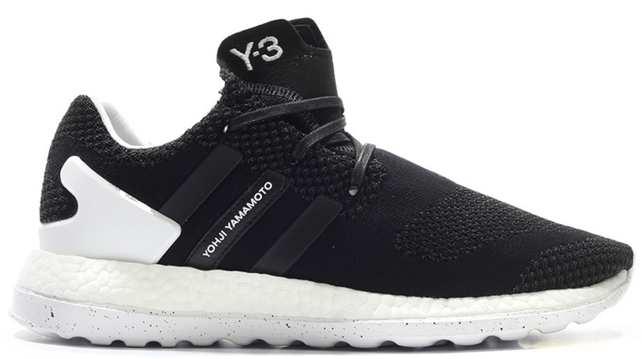 Y-3 Pure Boost ZG Knit Black