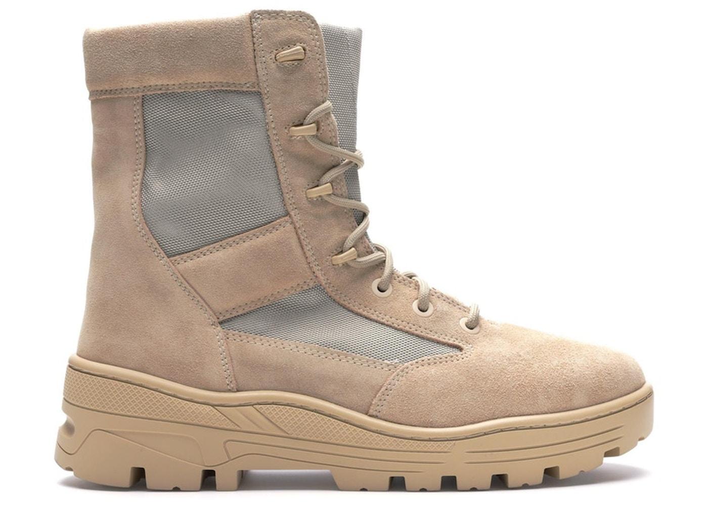 b4b898d01468f Yeezy Combat Boot Season 4 Sand - KM3605-115