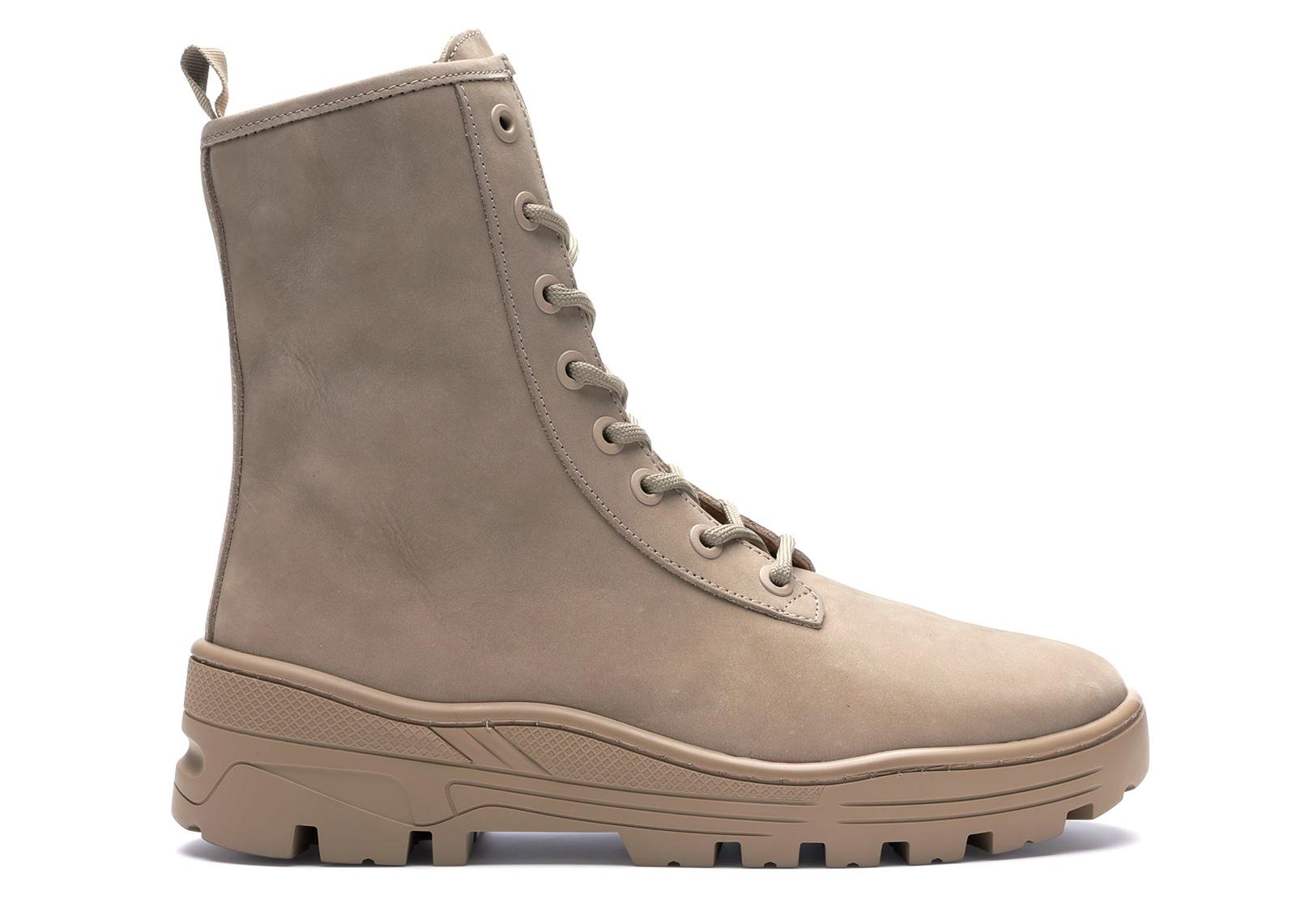 Yeezy Nubuck Boot Season 5 Taupe