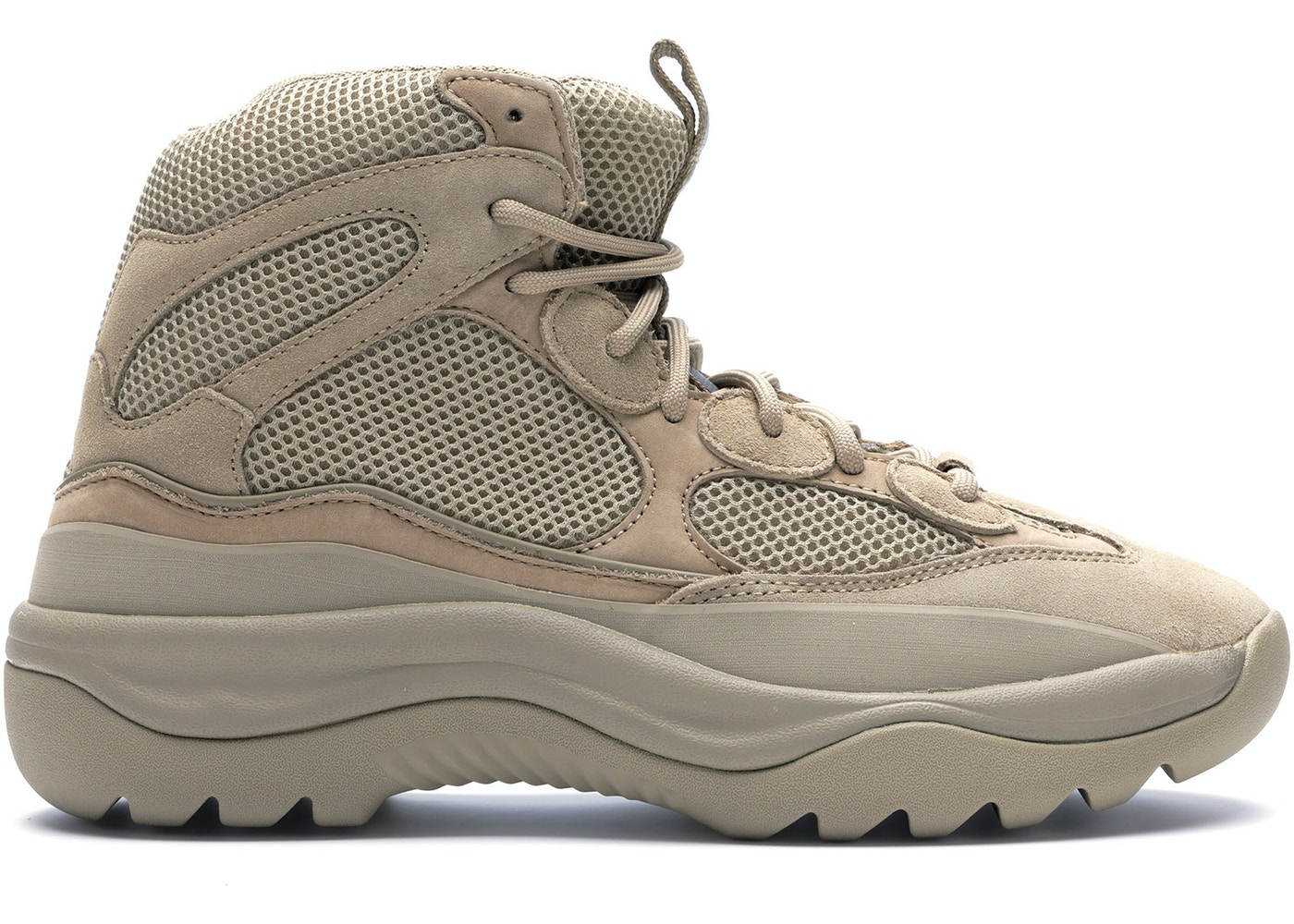 finest selection f4a33 768a0 Yeezy Suede Desert Boot Season 6 Taupe