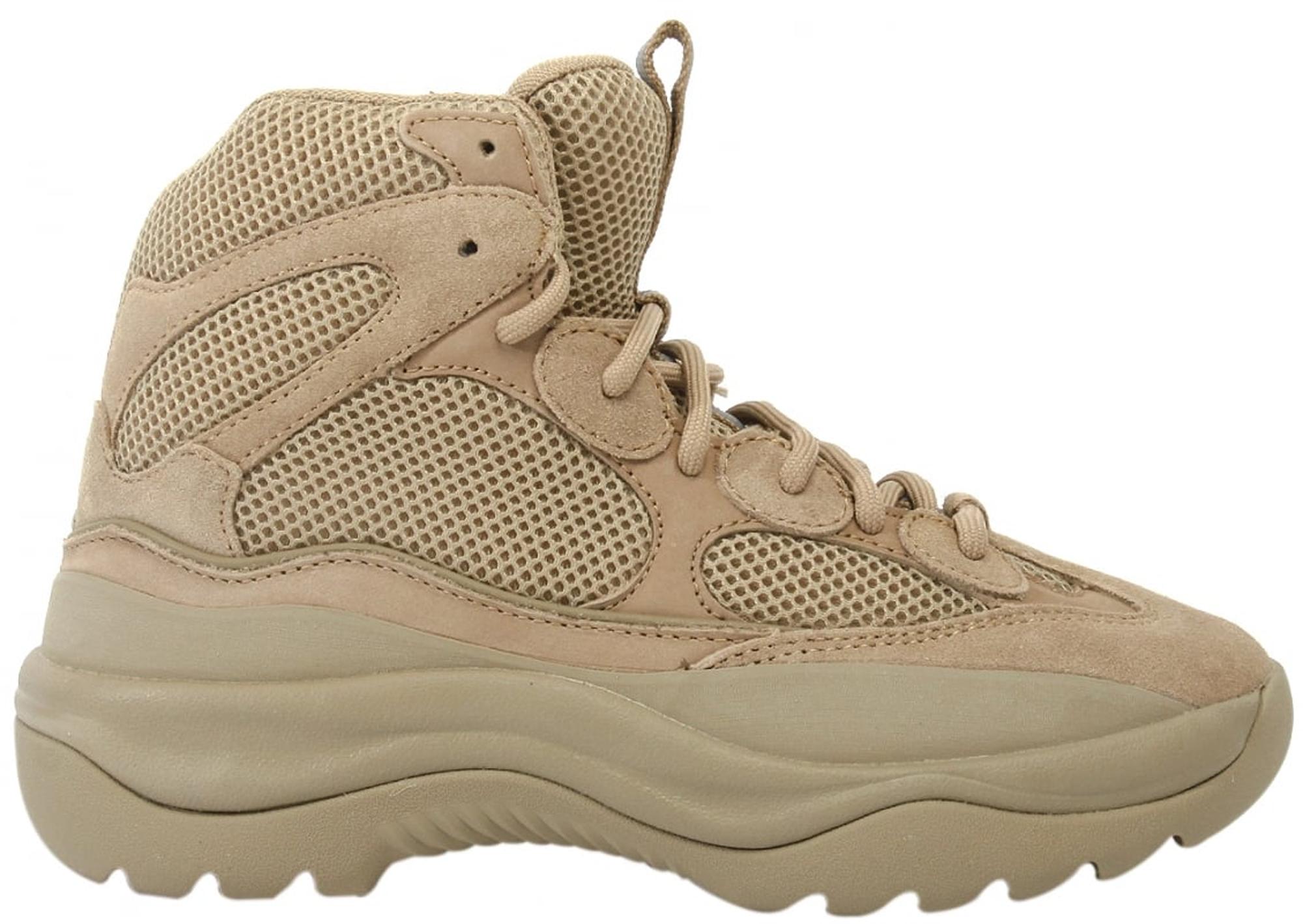 Yeezy Suede Desert Boot Season 6 Taupe