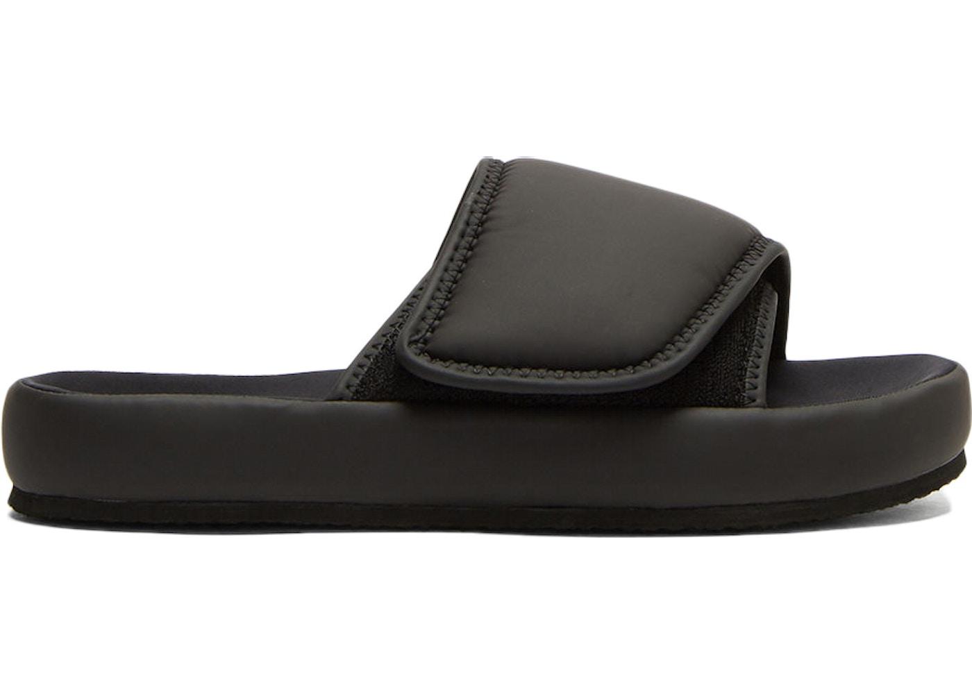 Men's Yeezy Supply Neoprene Slipper Black