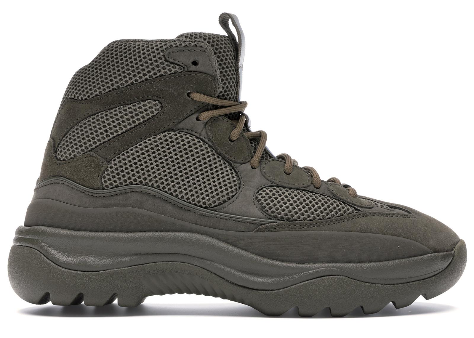 Yeezy Thick Suede Desert Boot Season 7