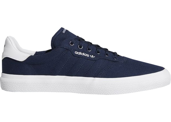 finest selection 7eb4a d25c0 adidas 3MC Vulc Collegiate Navy - B22707