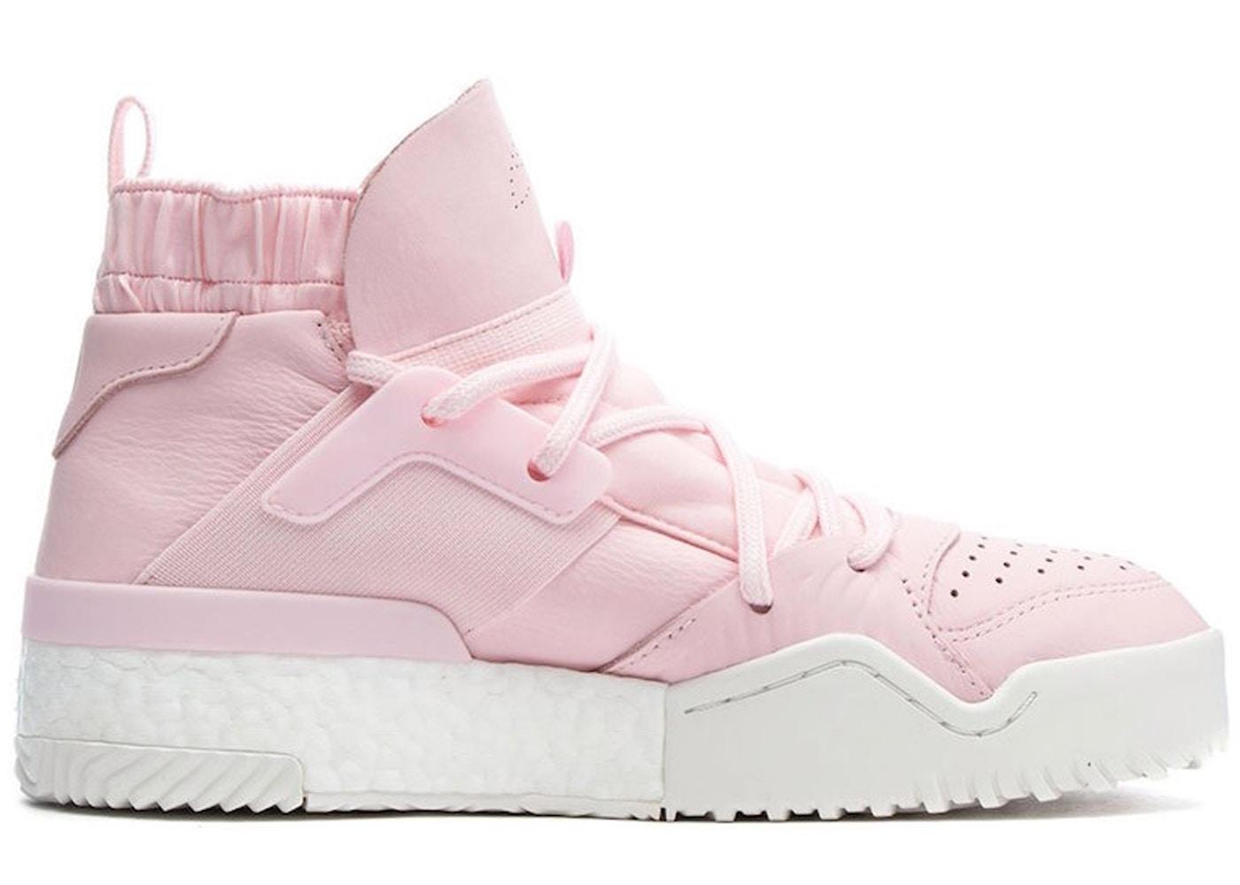 Enviar simbólico carga  adidas AW Bball Alexander Wang Clear Pink - G28225