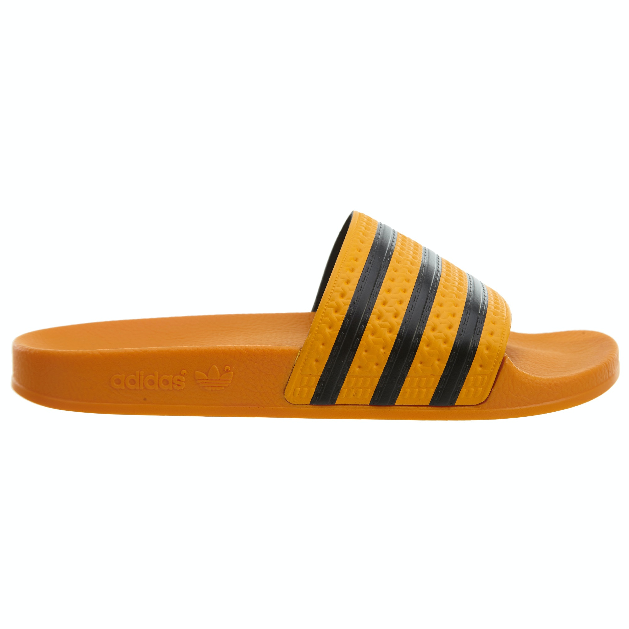 adidas Adilette Real Gold Core Black-Real Gold
