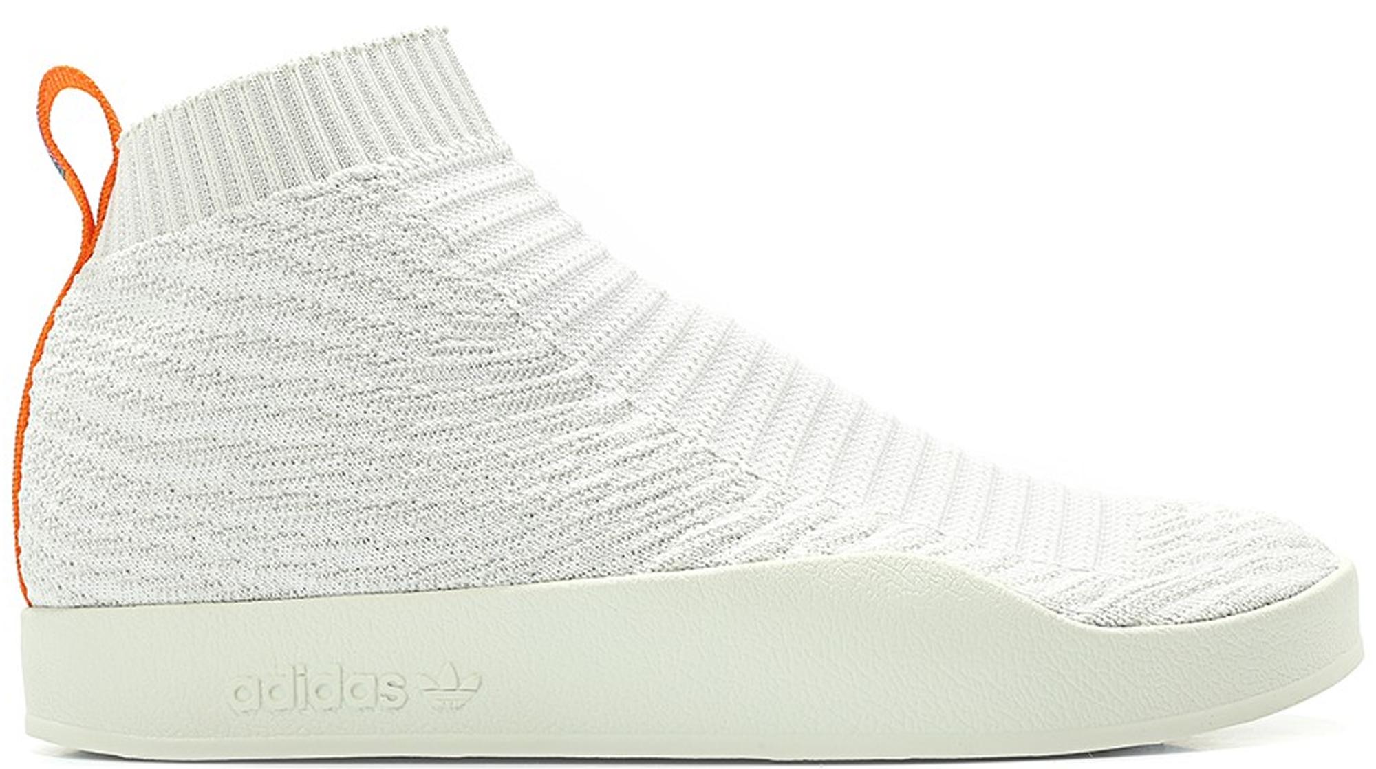 adidas Adilette Sock Summer White