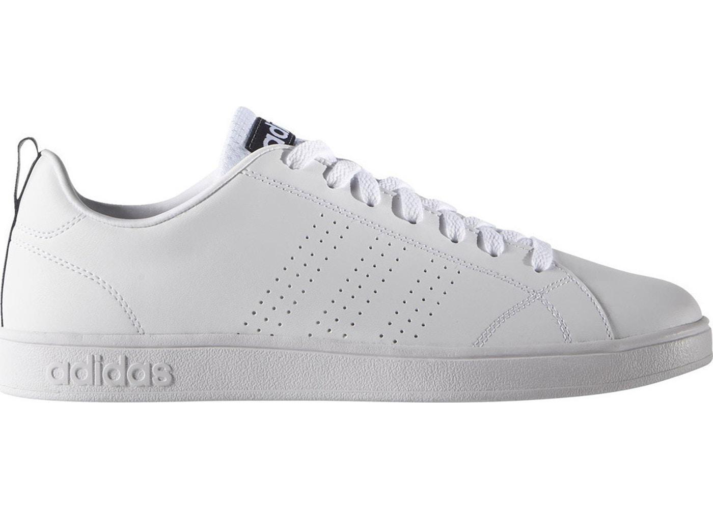 adf0f4594a19c adidas Advantage Clean VS Footwear White - F99252