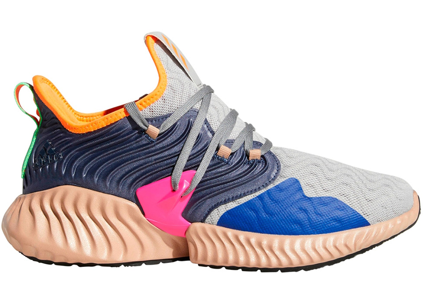 new arrivals d7297 4606a Sell. or Ask. Size --. View All Bids. adidas Alphabounce Instinct Clima  Grey Blue Ash Pink