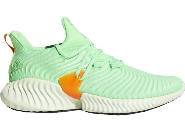 Adidas alpha bounce arancione