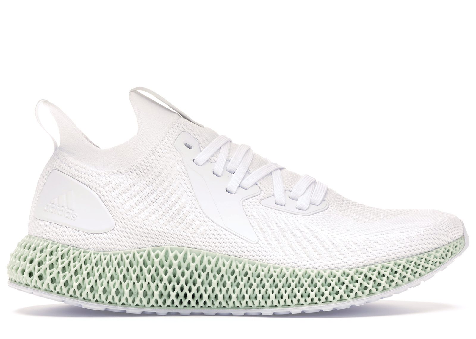 adidas Alphaedge 4D Cloud White