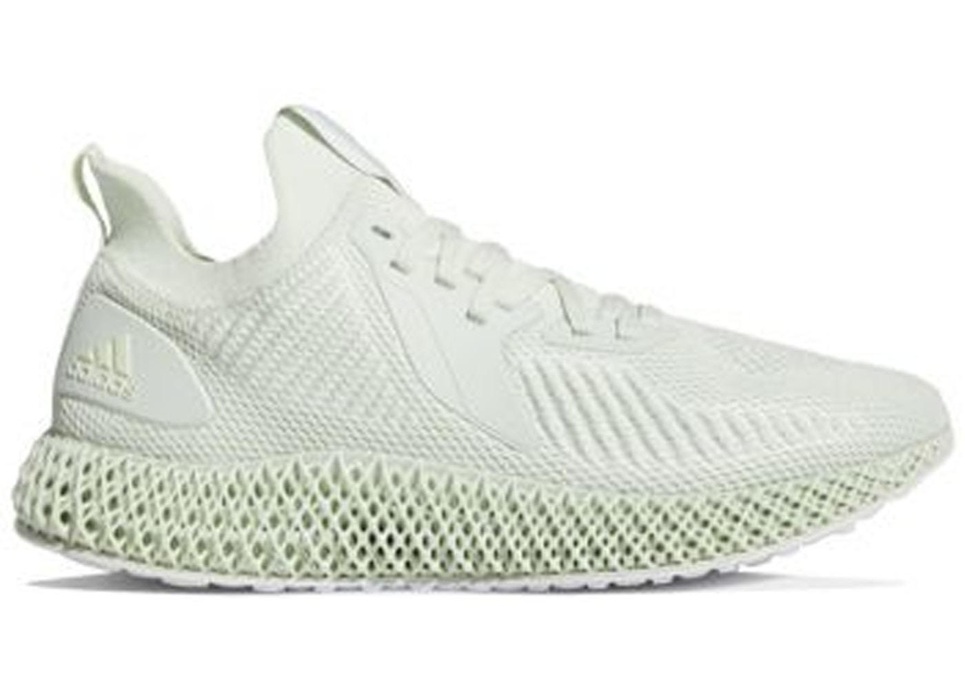 adidas Alphaedge 4D Parley White Aero Green