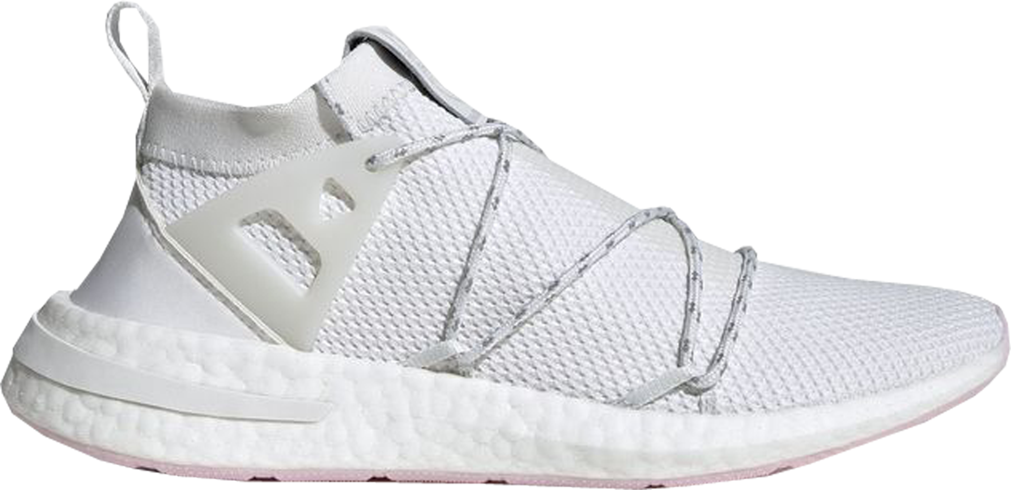 adidas Arkyn Knit Crystal White Clear Pink (W)