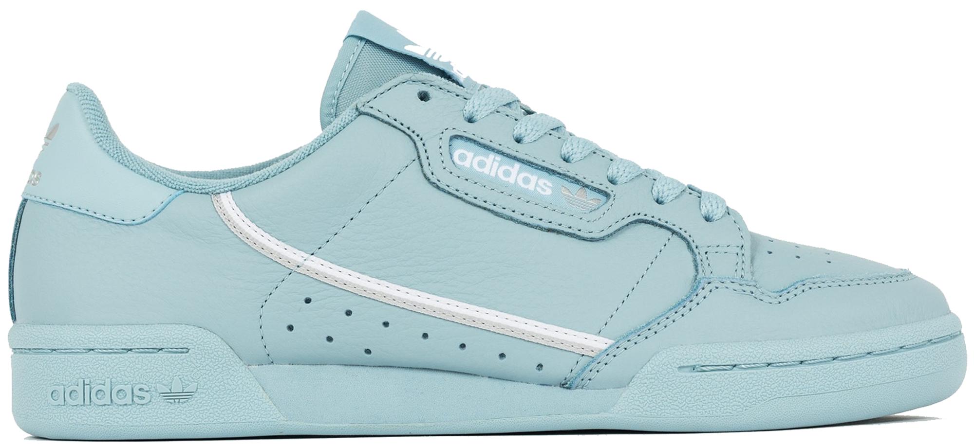 adidas Continental 80 Blue Ash Grey
