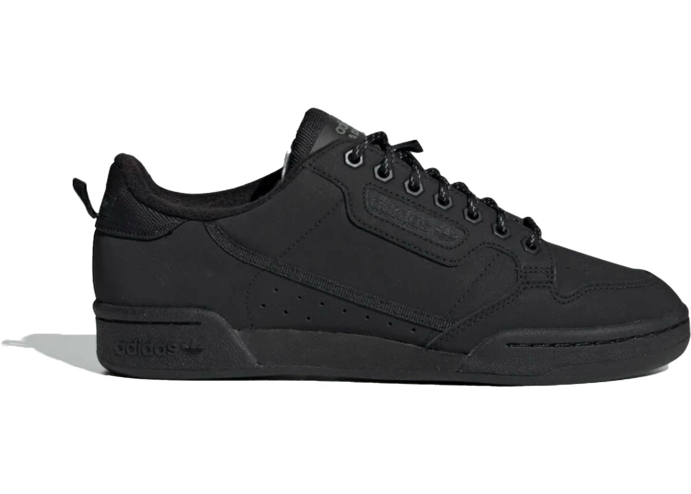 adidas Continental 80 Core Black Core Black