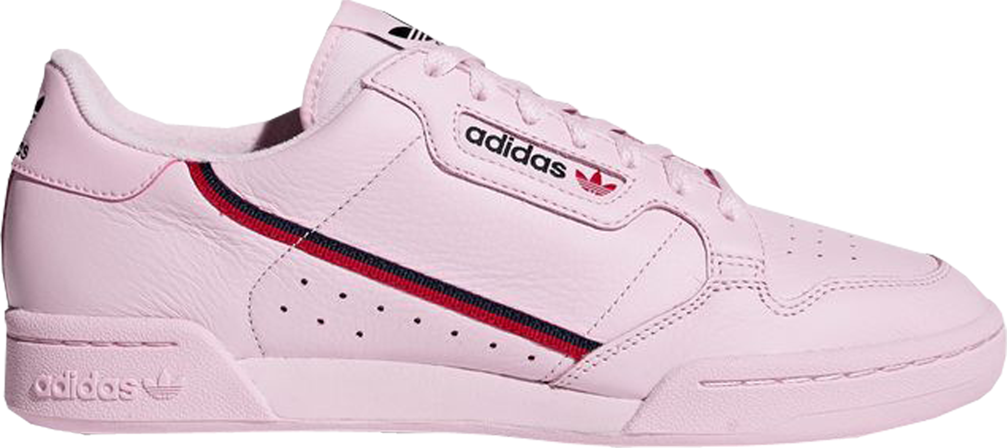 adidas Continental Clear Pink