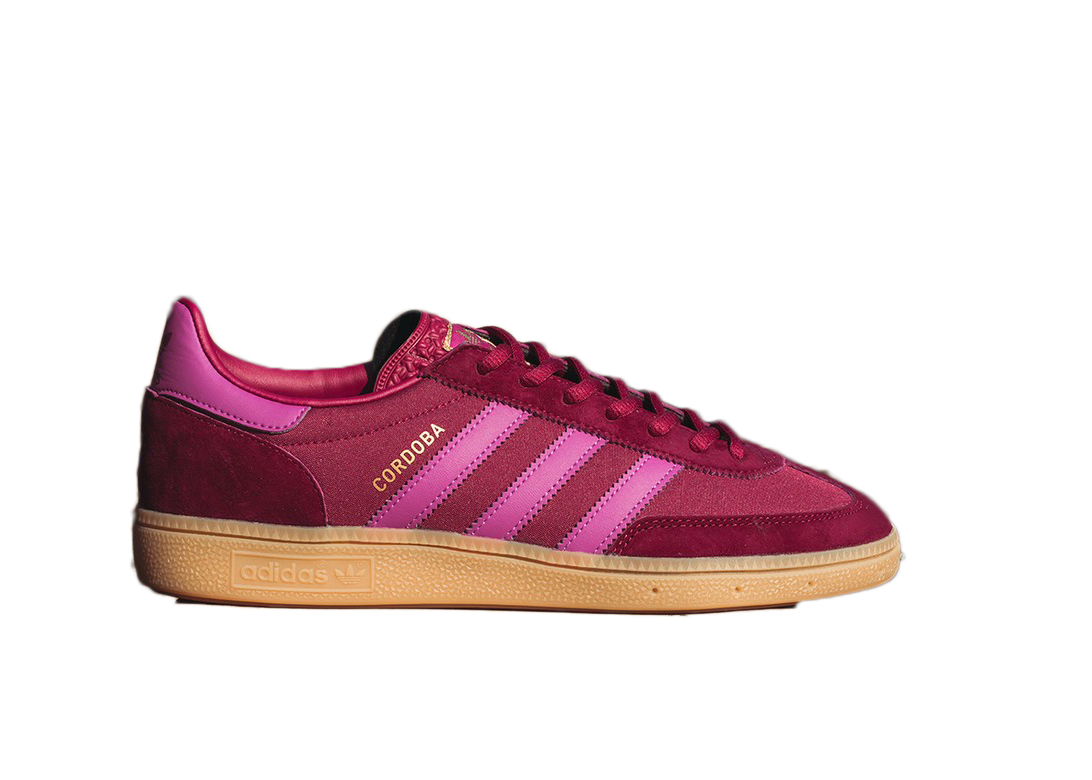 medallista Inferir Ilustrar  Pre-Owned Adidas Originals Adidas Cordoba Size? Manchester In  Purple/violet/gum | ModeSens