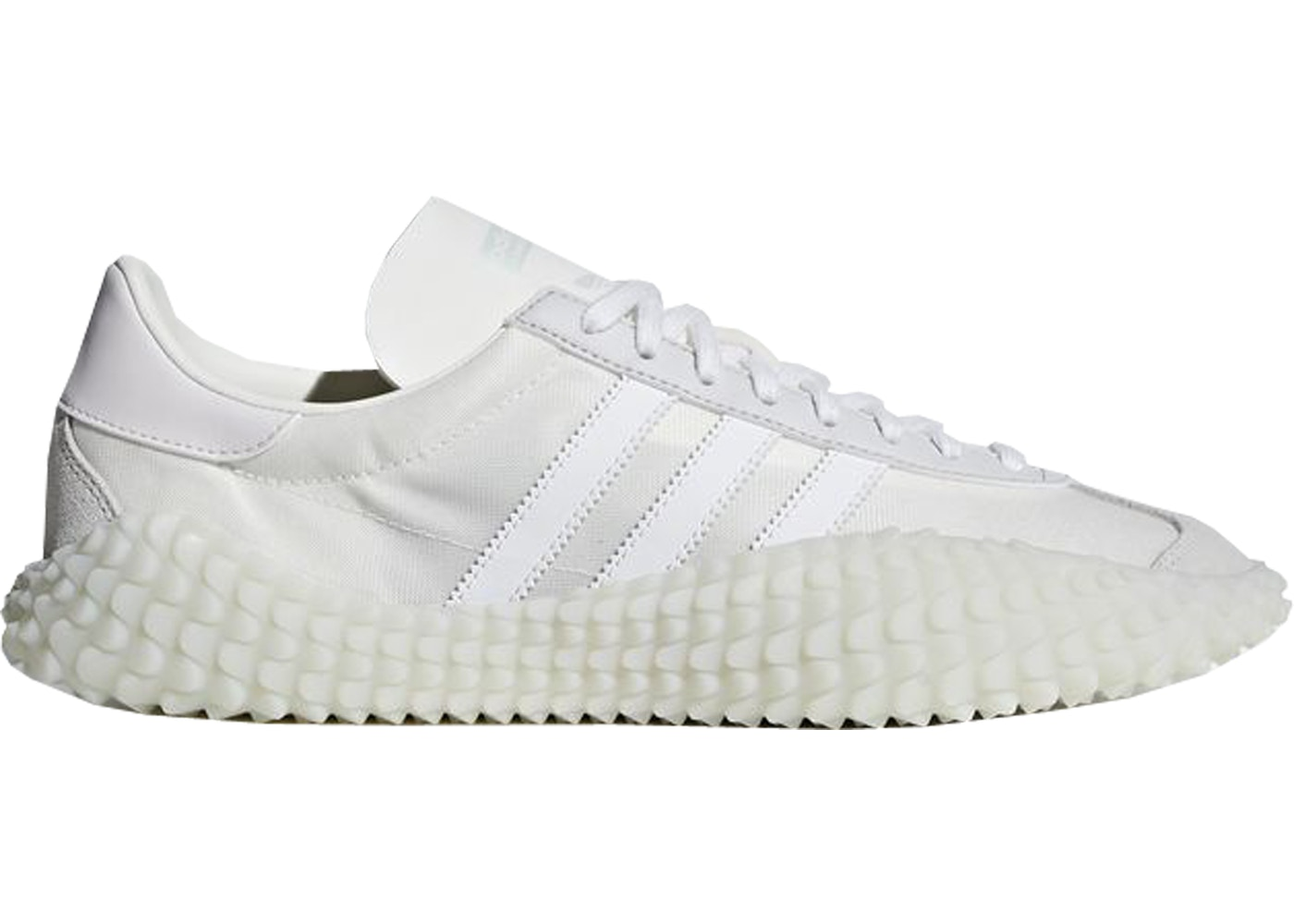 wholesale dealer 64990 eb6e2 Sell. or Ask. Size 13. View All Bids. adidas Country x Kamanda Never Made  Pack Triple White