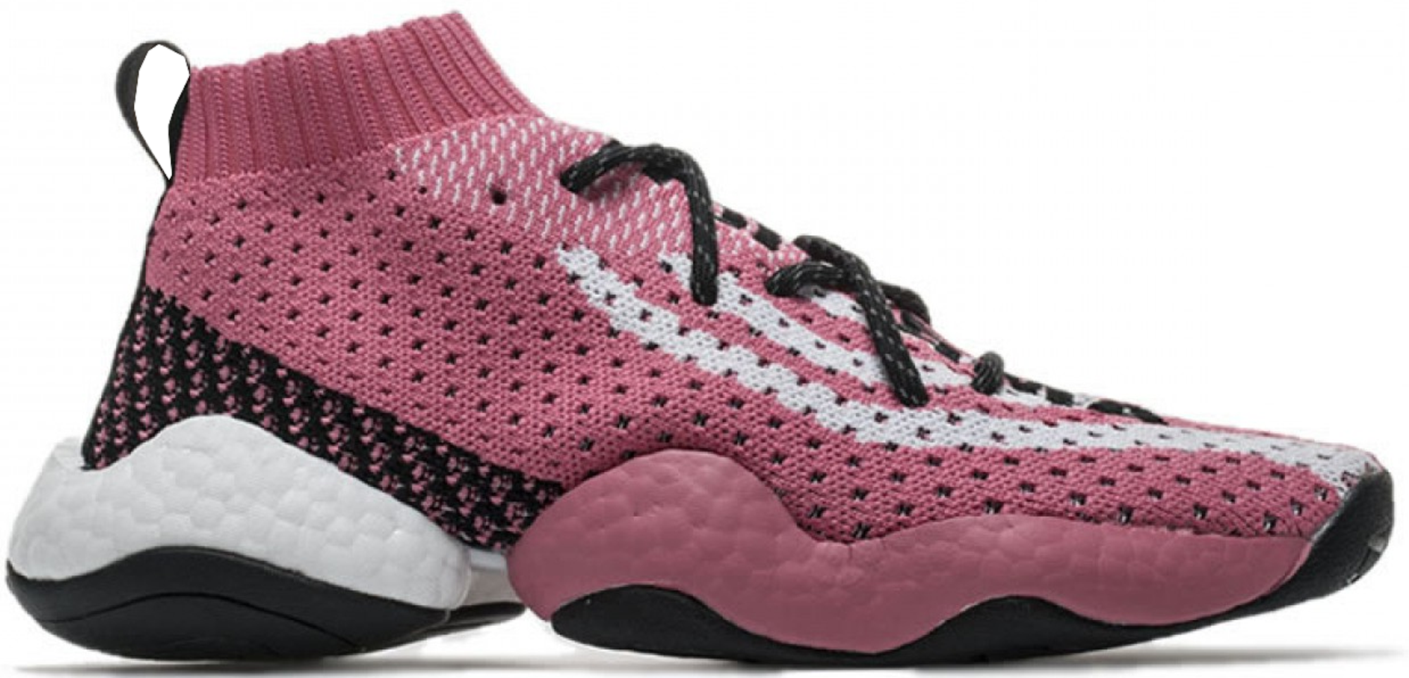adidas Crazy BYW Pharrell Ambition Pink