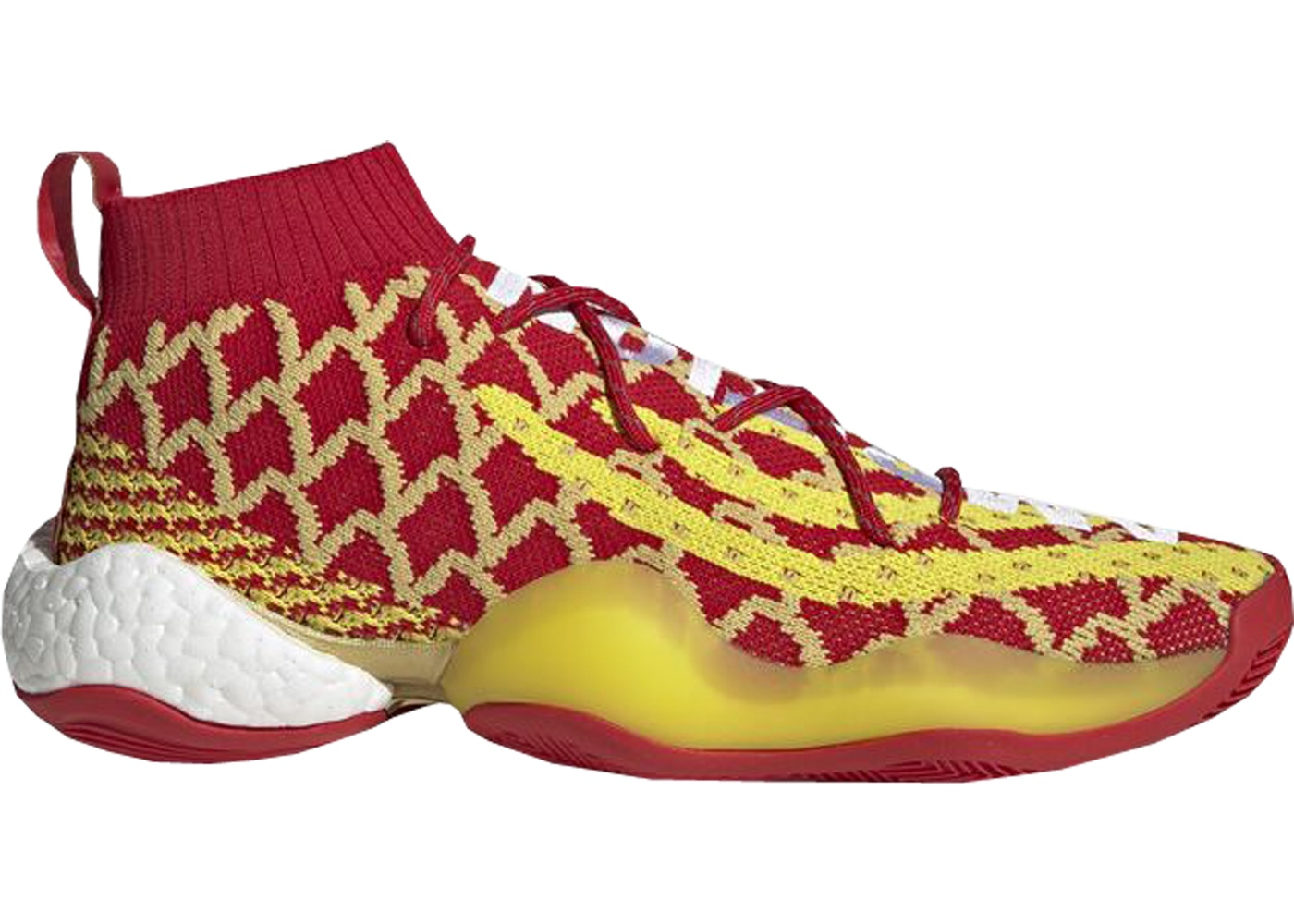 d81d2e0ac adidas Crazy BYW Pharrell Chinese New Year (2019) • Buy Sell