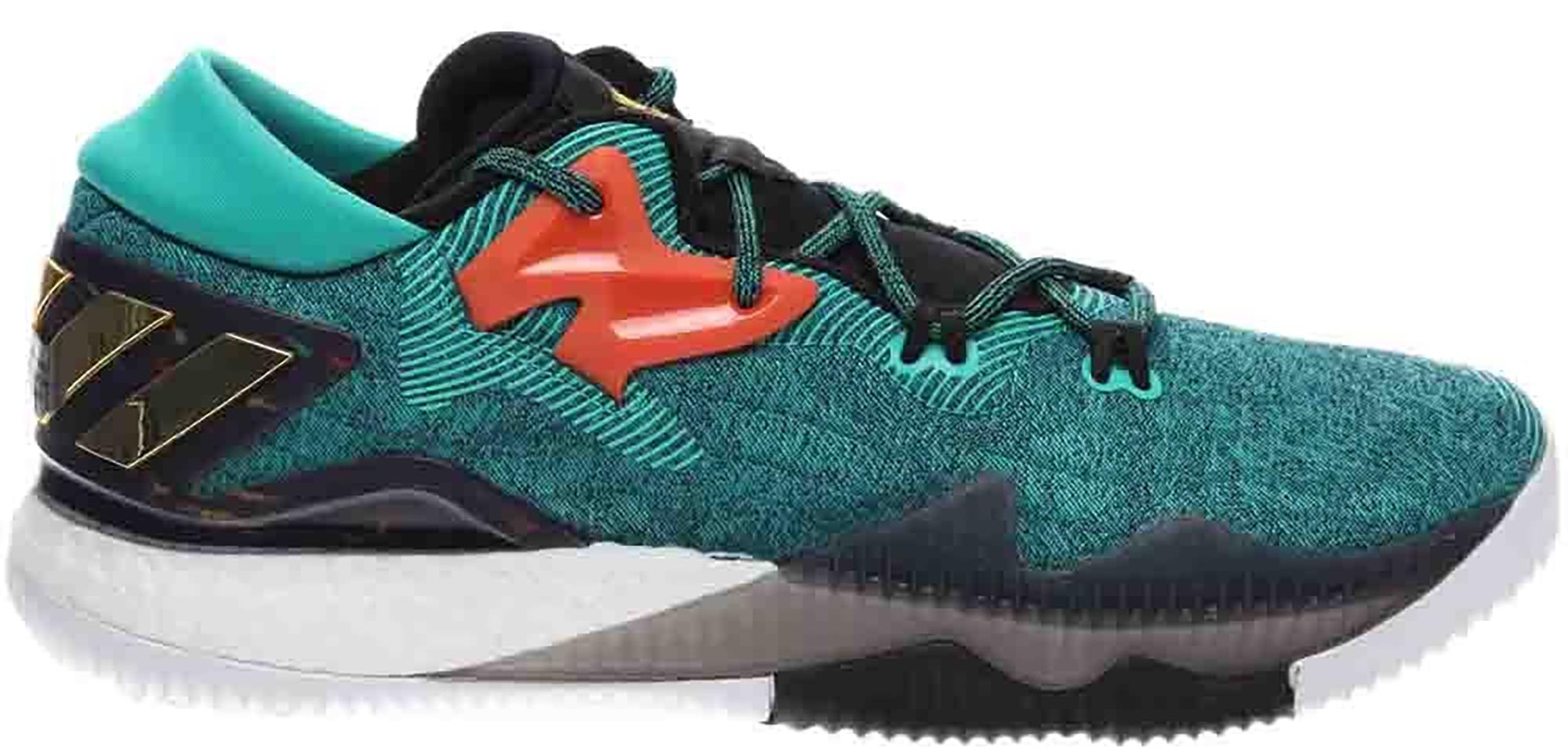 adidas Crazylight Boost 2016 Shock Mint