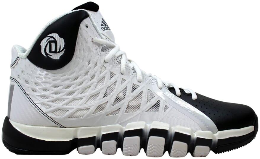 adidas D Rose 773 2 Running White - Q33230