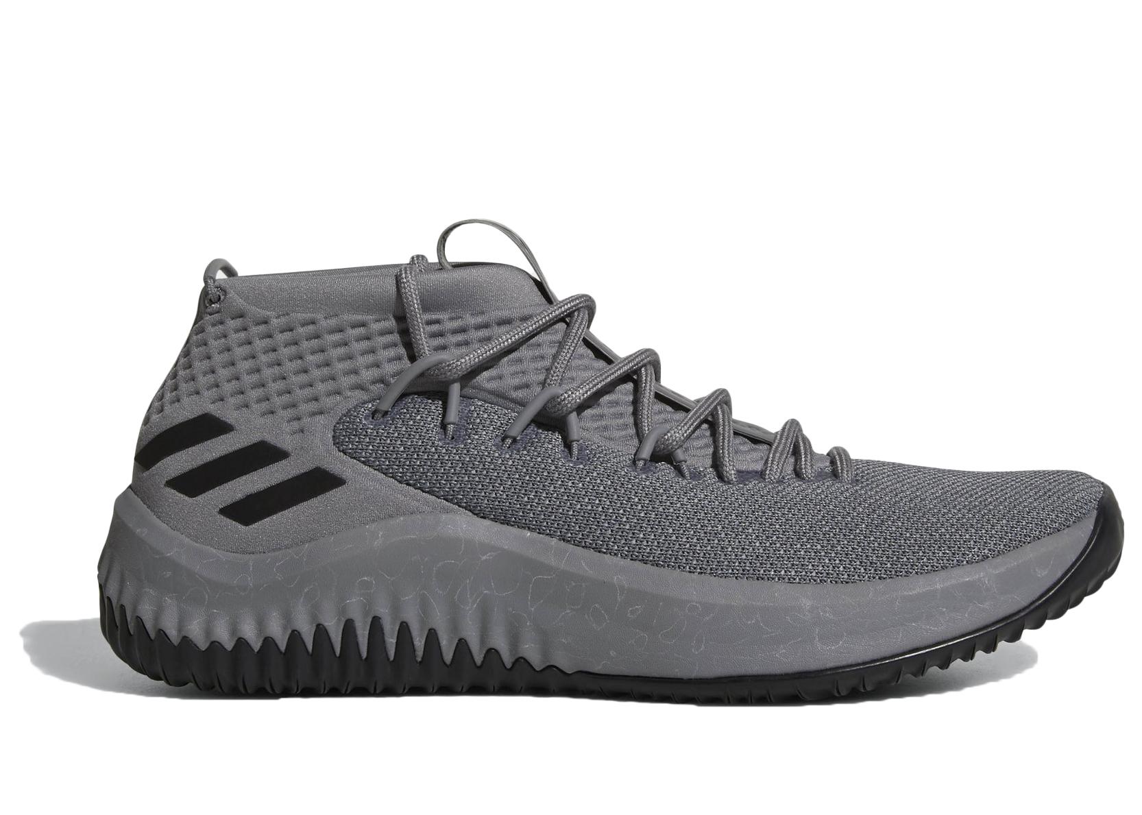 adidas Dame 4 Grey - CQ0474