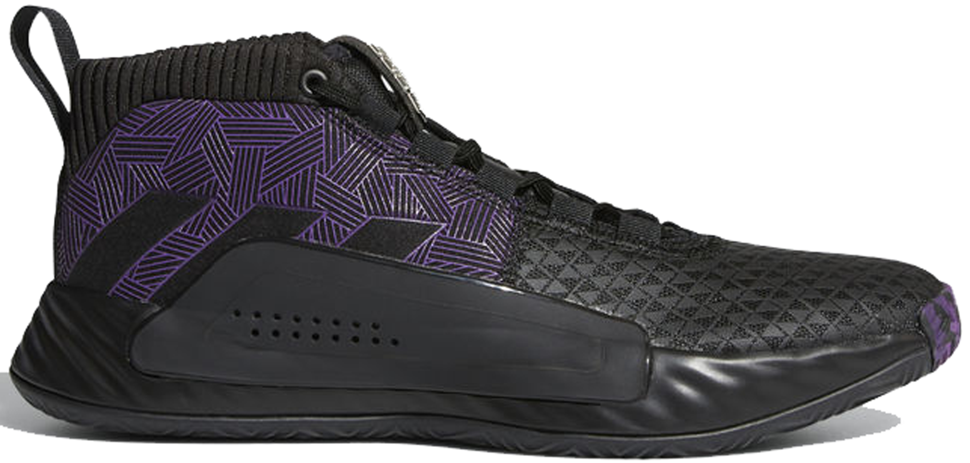 adidas Dame 5 Marvel Black Panther