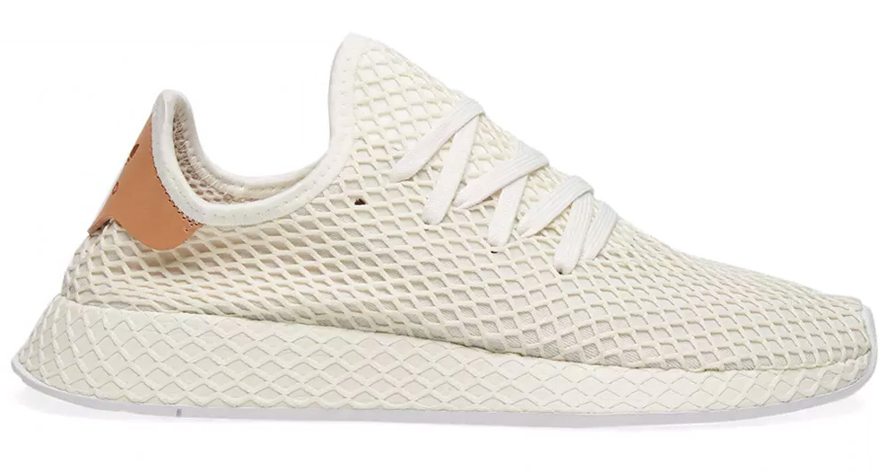 adidas Deerupt Ash White Pearl - B41759