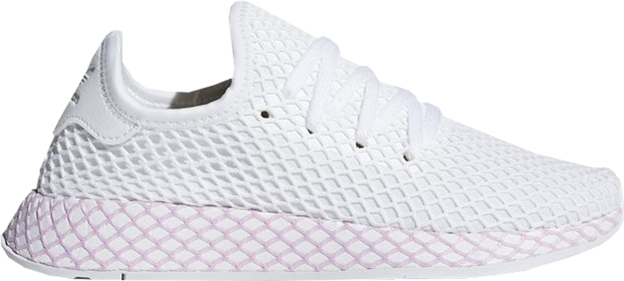 adidas Deerupt Cloud White Clear Lilac (W)