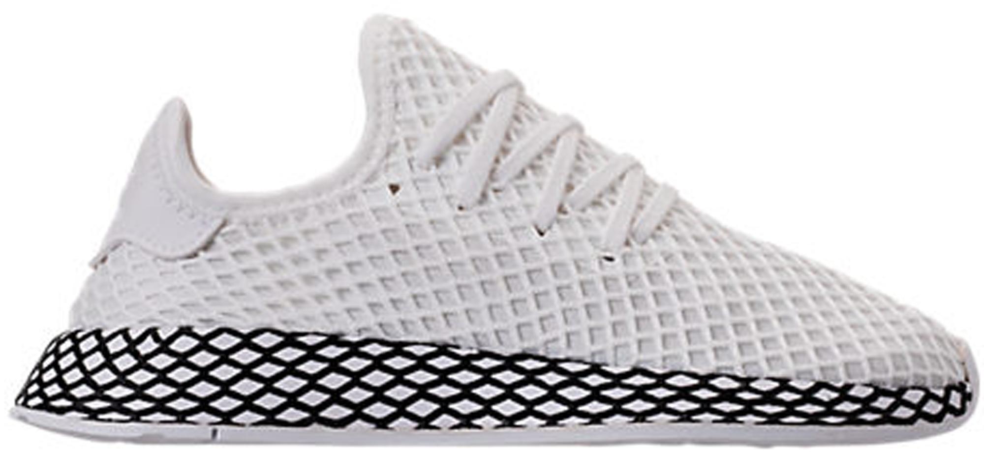 adidas Deerupt Cloud White Core Black (GS)
