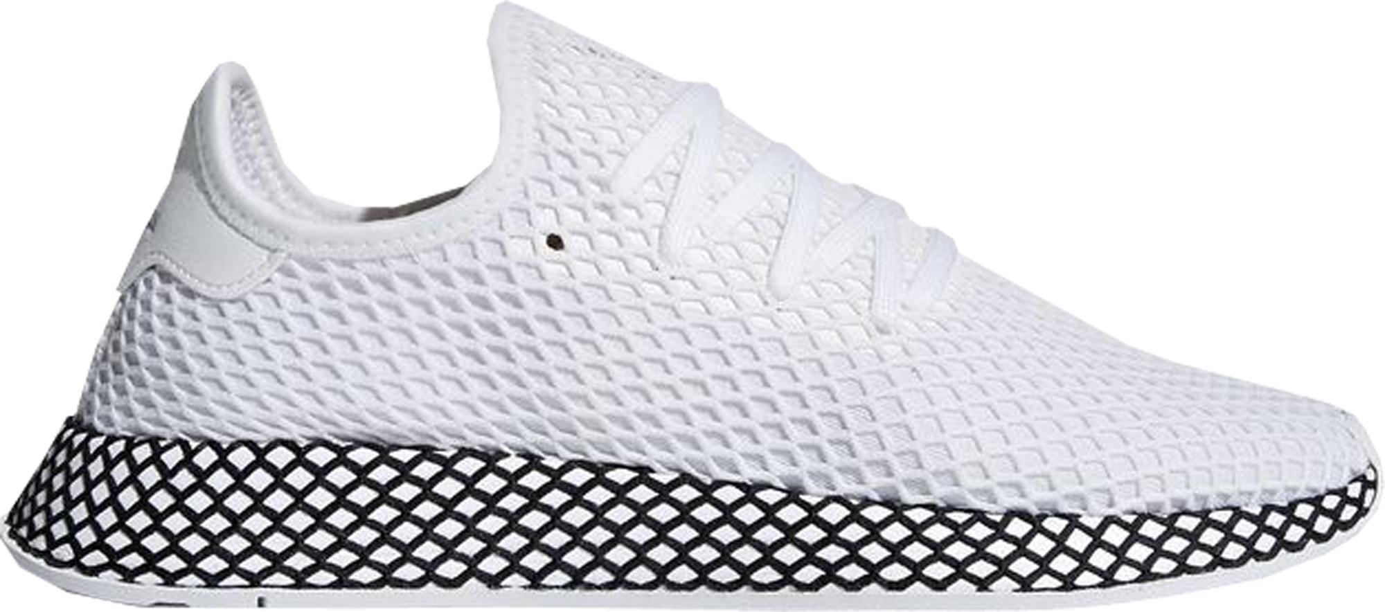 adidas Deerupt Cloud White Core Black