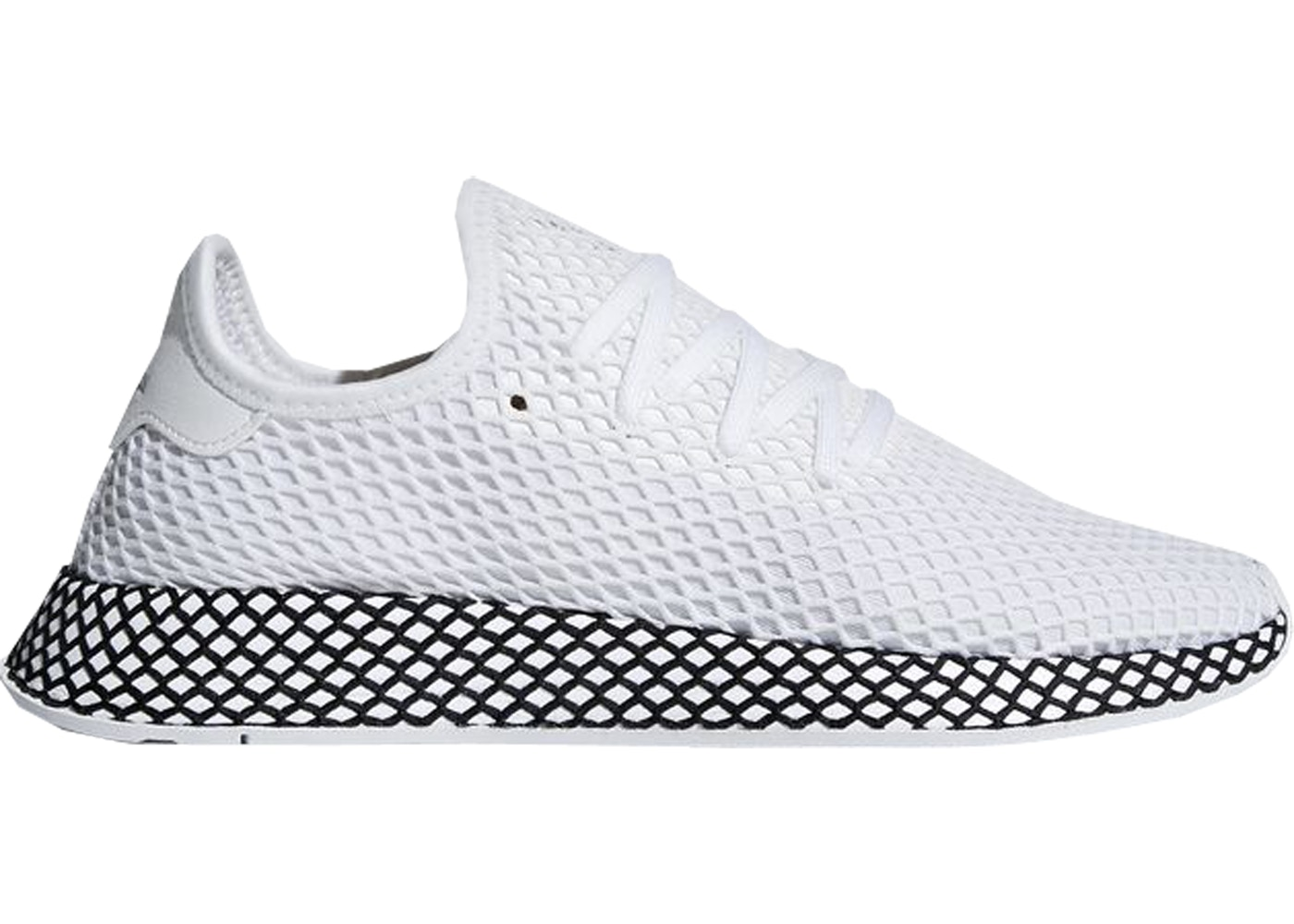 917b83064d0ee Sell. or Ask. Size 8. View All Bids. adidas Deerupt Cloud White ...