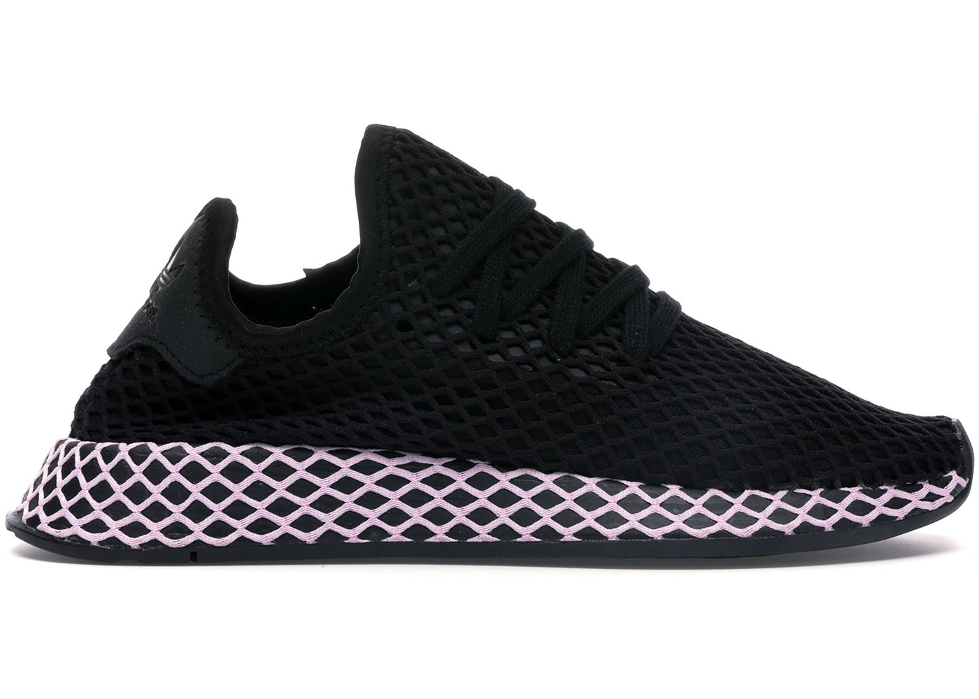 4a888d77c Sell. or Ask. Size 6. View All Bids. adidas Deerupt Core Black Clear Lilac  ...