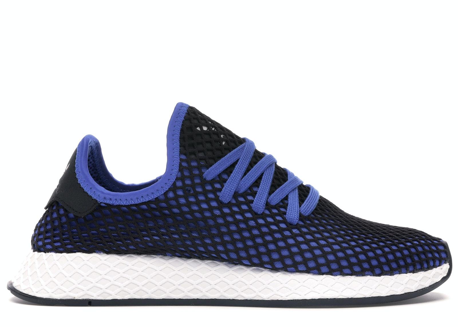 adidas Deerupt Hi Res Blue