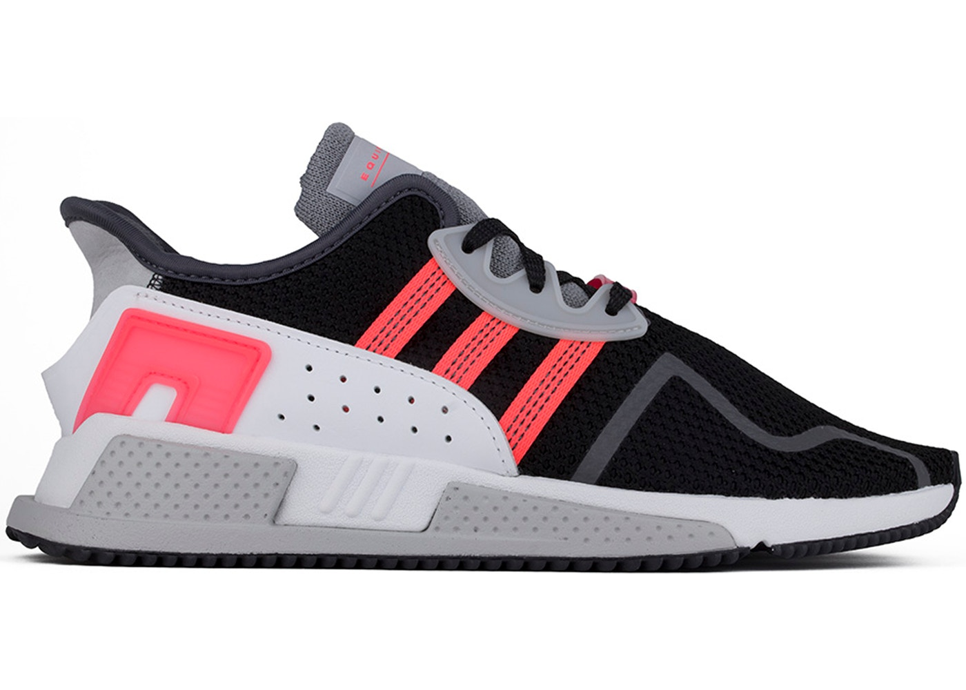 differently d815f 7f39e adidas EQT Cushion Adv Core Black Turbo