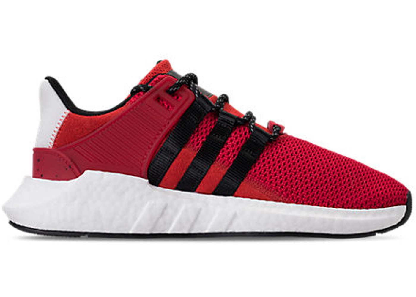 info for 54f4b cef3a adidas EQT Support 93/17 Scarlet Core Black