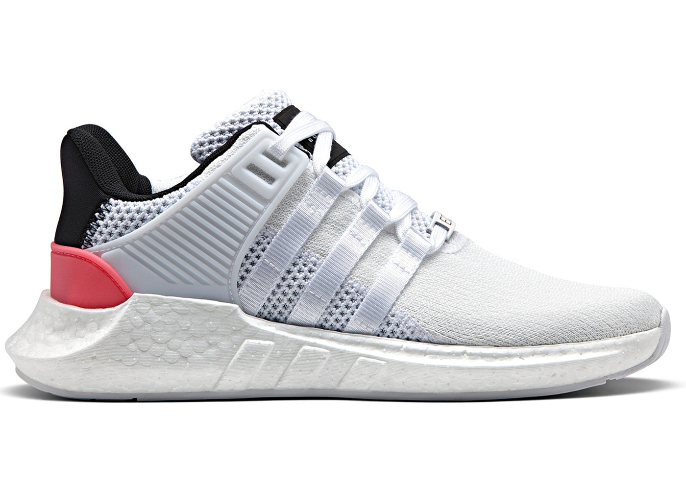 best service a7747 9d065 adidas EQT Support 9317 White Red - BA7473