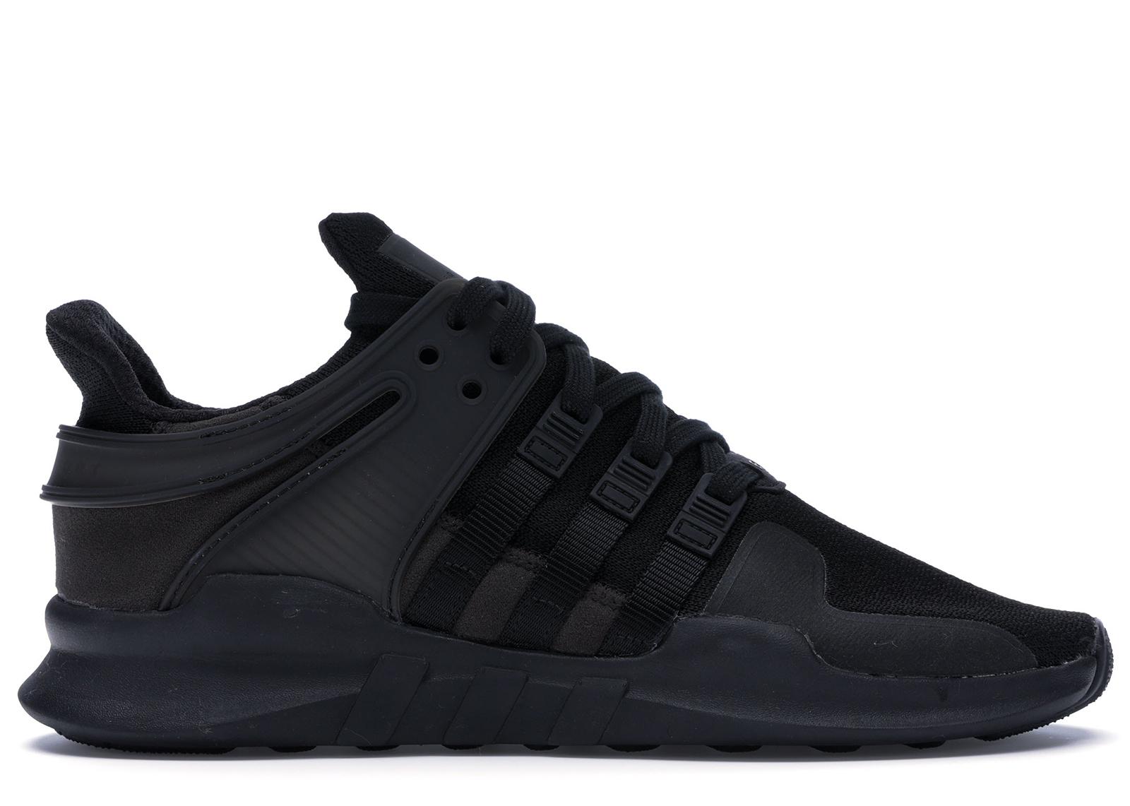 adidas eqt support black