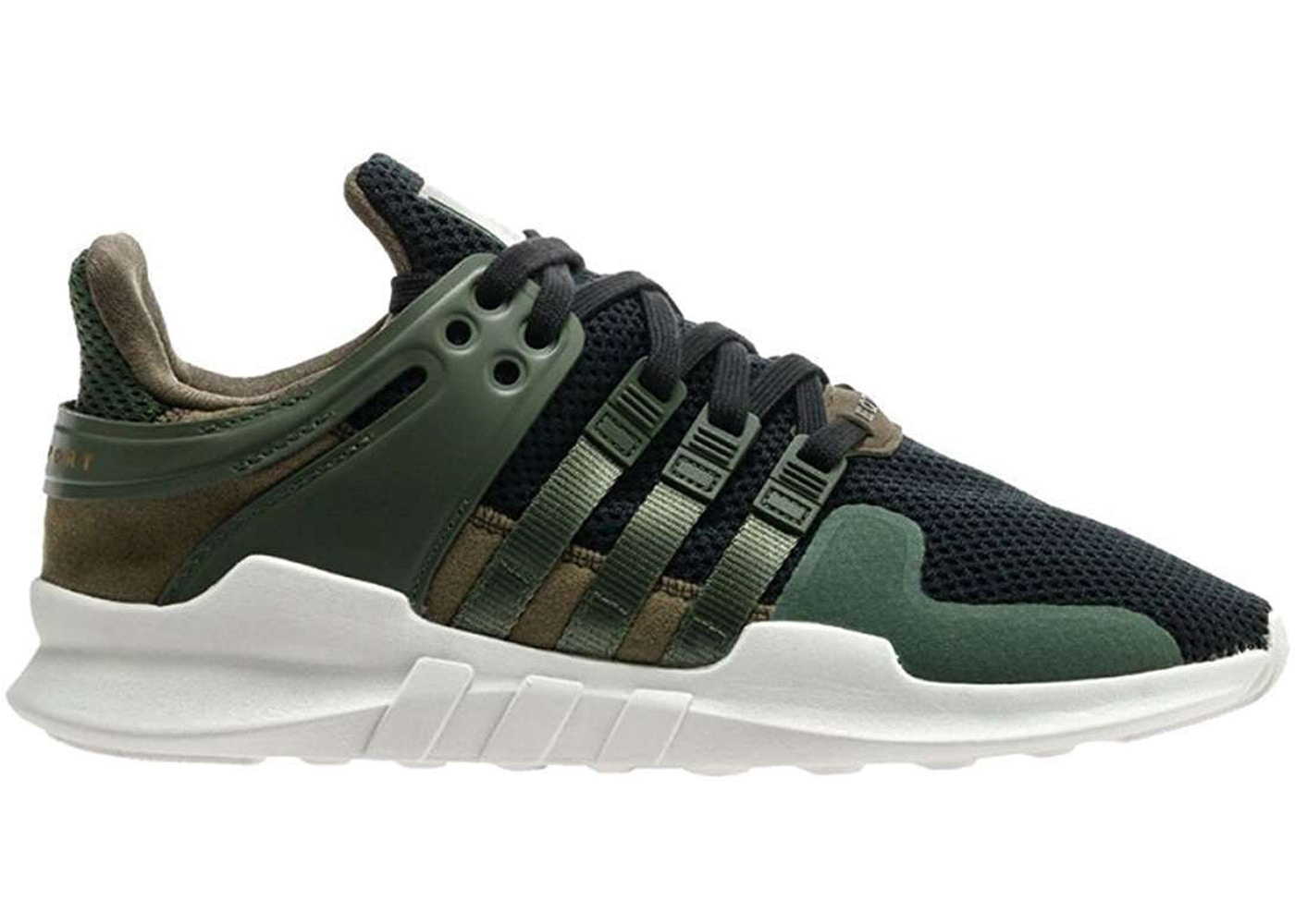 info for 3e266 0a1db adidas EQT Support Adv Shadow Green