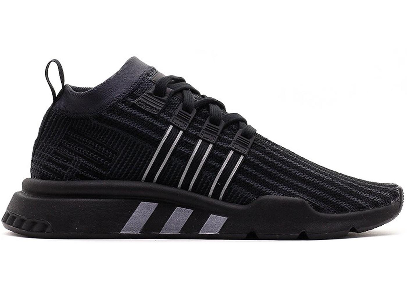 adidas EQT Support Mid Adv Core Black Carbon